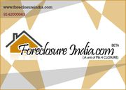Bank Property Auctions in India,  Foreclosure sales,  Financial Institut