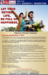 National Pension Scheme (NPS) offers better retirement solutions