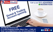 Free* Demat and Trading Account Opening