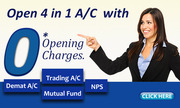 Open 4 in 1 Share Market Trading Account