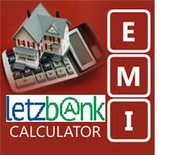 Emi calculator for Home loan | Letzbank