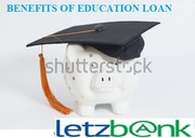 Ideal Benefits of Education Loans for International Students | Let