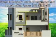 Form B Property Loans |A Khata, B Khata Construction Loans | 9008133998