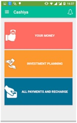 All type of Loans and Insurance under one app @ Cashiya