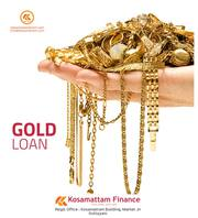 Instant Gold Loan Service| Kosamattam Finance