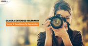 Get Camera Extended Warranty Services