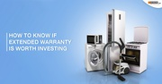 Planning to Buy Washing Machine Extended Warranty?